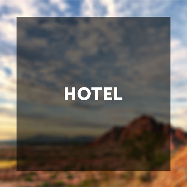 About the Hotel | Optometric Education Consultants