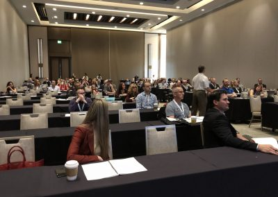 Attendees at OEC Scottsdale 2019