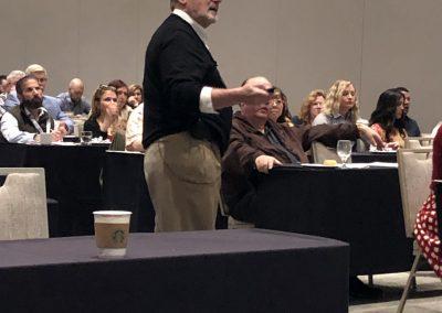 Bruce E Onofrey Speaking at OEC Scottsdale 2019 - 1