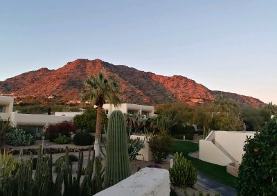 Camelback Inn Resort Views