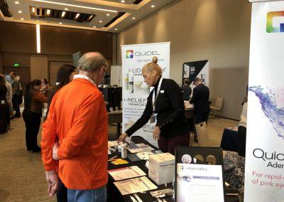 Industry Partner Hall Quidel OEC Scottsdale 2019