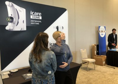Industry Partner Hall iCare OEC Scottsdale 2019