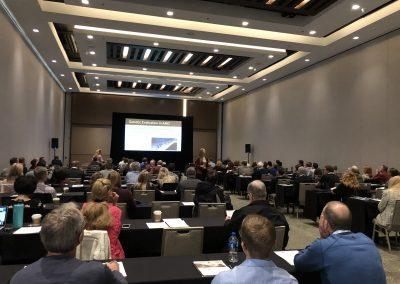 Jessica Steen Speaking at OEC Scottsdale 2019 - 1