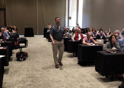 Joseph Sowka Speaking at OEC Scottsdale 2019 -1