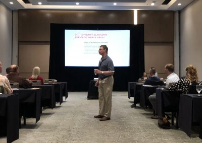 Joseph Sowka Speaking at OEC Scottsdale 2019